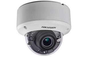 Mini dôme HD-TVI 8 Mégapixels HIKVISION