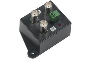 Amplificateur vidéo 1 entrée/2 sorties HD-TVI/AHD/HD-CVI