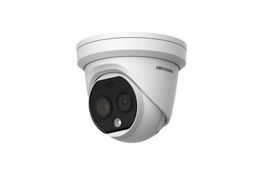 Caméra Thermique 4MP 3mm HIKVISION