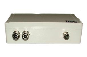 Emetteur / Récepteur sans fil extérieur 500m / 2,4 Ghz vidéo uniquement VED-500BP