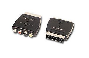 catalogue videosurveillance informatique produits adaptateur peritel svhs audio vga  ad multimed